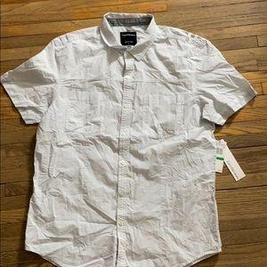 NWT Calvin Klein men's dress shirt